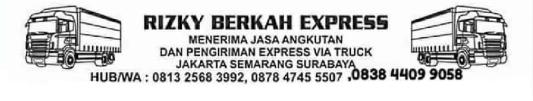 Rizki Berkah Express